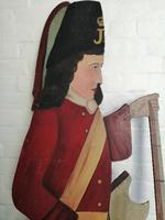 Dummy Board of Soldier in 17th Century Uniform (10 of 10)