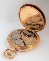 Waltham Full Hunter Pocket Watch, 1924 (5 of 6)