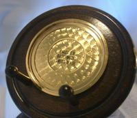 Vintage Pocket Watch 1970s Railroad 12ct Gold Plated West Germany Nos (9 of 11)