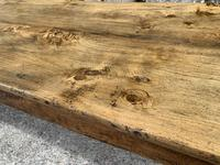 Large French Sycamore & Elm Farmhouse Table (21 of 21)