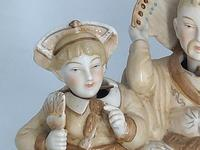 Chinese Porcelain Nodding Head Figures Group (5 of 9)