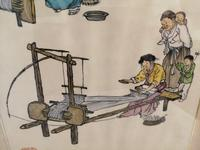 Lovely Quality 19th Century Chinese Watercolour (2 of 5)