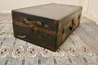 American Fitted Steamer Trunk or Cabin Wardrobe by Luxor (4 of 8)