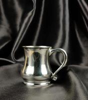 Late 1930's Miniature Silver Tankard (6 of 6)