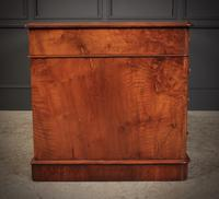 Exceptional Victorian Figured Walnut Desk (11 of 18)