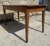 Small Antique French Elm Farmhouse Table (18 of 22)