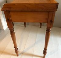 Pine Washstand With One Drawer (4 of 6)