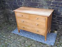 Arts & Crafts / Cotswold Style Chest of Drawers (2 of 2)