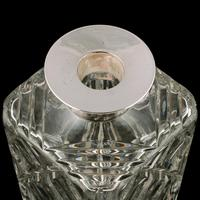 Sterling Silver Neck Spirit Decanter (3 of 8)