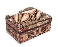 George III Shellwork Box (5 of 6)