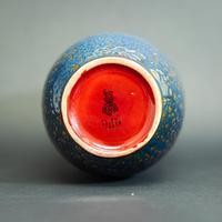 Royal Doulton Flambe Vase (7 of 8)