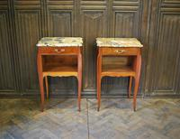 Pair of French Bedside Cabinets c.1930 (3 of 6)