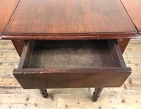 Victorian Mahogany Pembroke Table (3 of 9)