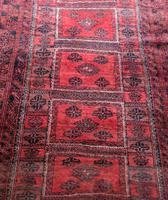 Handmade Persian Baluch Rug (10 of 14)