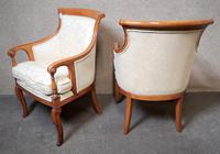 Pair of French Empire Style Armchairs (4 of 13)