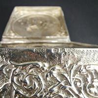 Victorian Silver Box (3 of 3)