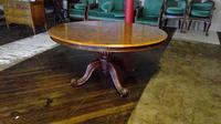 Victorian Burr Walnut Breakfast Table (4 of 4)