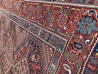 Antique Khamseh Rug (5 of 10)