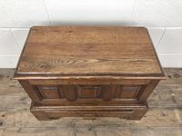 18th Century Style Welsh Oak Coffer Bach Chest (5 of 9)