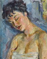Jacques Émile Blot French Post Impressionist 1949 (2 of 7)