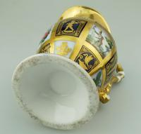 Extraordinary & Very Fine Old Paris Porcelain Gilt Jug Early 19th Century (12 of 12)