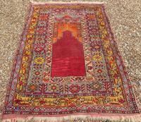 Antique Anatolian Prayer Rug (7 of 8)