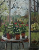 In the Conservatory by Diana Perowne (2 of 7)