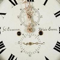 Scottish Georgian Grandfather Clock (8 of 8)