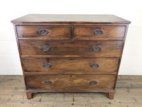 Antique 19th Century Mahogany Chest of Drawers (4 of 10)