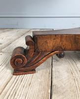 William IV Rosewood Occasional Table (5 of 7)