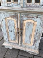 Lovely Small Stressed Pine Dresser (3 of 10)