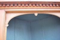 Antique Irish Pine Corner Cupboard (2 of 4)