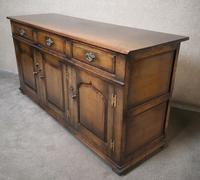 Titchmarsh Goodwin English Oak Dresser Base (4 of 10)