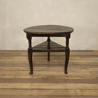 18th Century Oak Cricket Table (6 of 16)