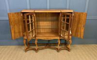 Burr Walnut Side Cabinet (12 of 18)