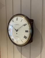 Convex Dial Fusee Wall Clock (3 of 8)