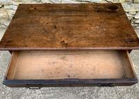 Antique Georgian Oak Side Table (14 of 14)