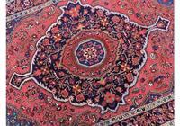 Antique Sarouk Ferahan Rug (6 of 9)