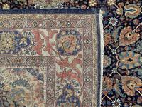 Antique Tabriz Rug (10 of 11)