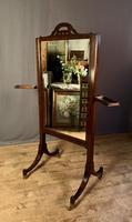 Regency Period Metamorphic Cheval Dressing Mirror (3 of 8)