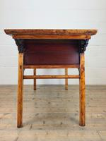 Chinese Elm Sideboard (6 of 9)