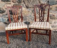 Pair of 18th Century Georgian Chairs (2 of 7)