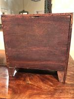 Miniature / Apprentice Mahogany Chest of Drawers (5 of 8)