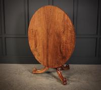 Walnut Breakfast Table By Holland & Sons (8 of 14)