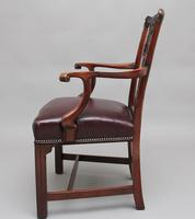 19th Century Mahogany Chippendale Style Chair (4 of 7)