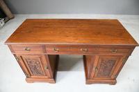 Victorian Walnut Desk (4 of 11)