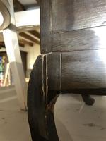 Vintage Hardwood Decorative Sewing Box Cabinet (7 of 10)