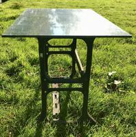 industrial Based Granite Top Table (2 of 3)