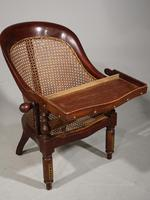Early 19th Century Child's Metamorphic Hoop Backed Canework Chair (4 of 7)