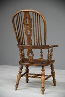 Country Style Oak Windsor Chair (6 of 11)